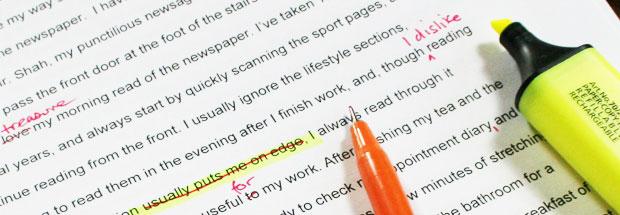 Lektoriranje - Prevajalska agencija Silink
